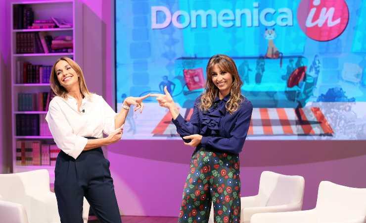 Cristina e Benedetta Parodi cugine di Alba Parietti (Getty, Elisabetta Villa)