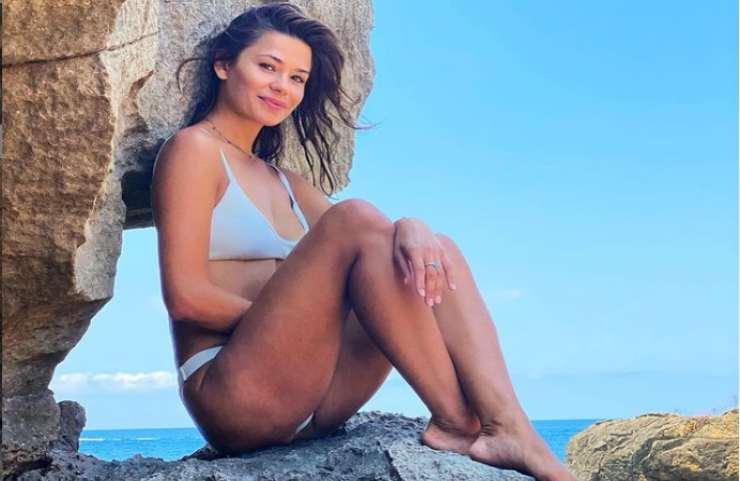 Daria Baykalova ecco chi è la nuova compagna di Jimmy Ghione (Instagram)