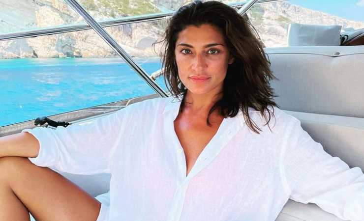 Elisa Isoardi pizzicata a Mykonos, è nato un nuovo amore? (Instagram)
