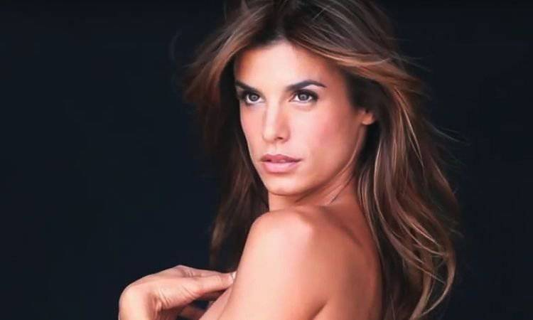 Elisabetta Canalis cugina Livia