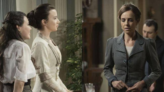 Una Vita: Anabel affronta Felicia e le impartisce una bella lezione