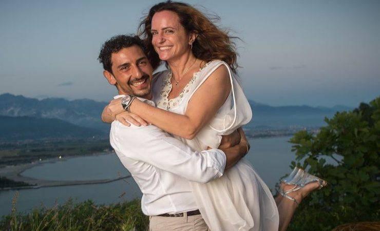 Fiorello e Chiara Giordano (Getty, Paolo Bruno)