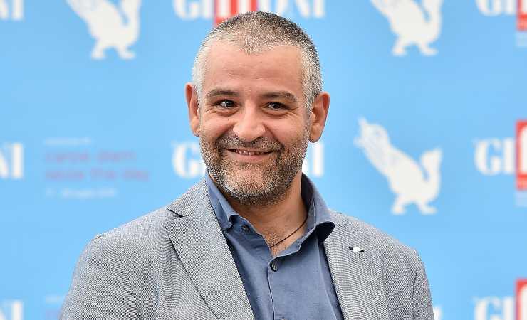 Fortunato Cerlino, interprete di Don Pietro Savastano, sarà uno dei protagonisti di Fino all'ultimo battito (Getty, Stefania M. D'Alessandro)