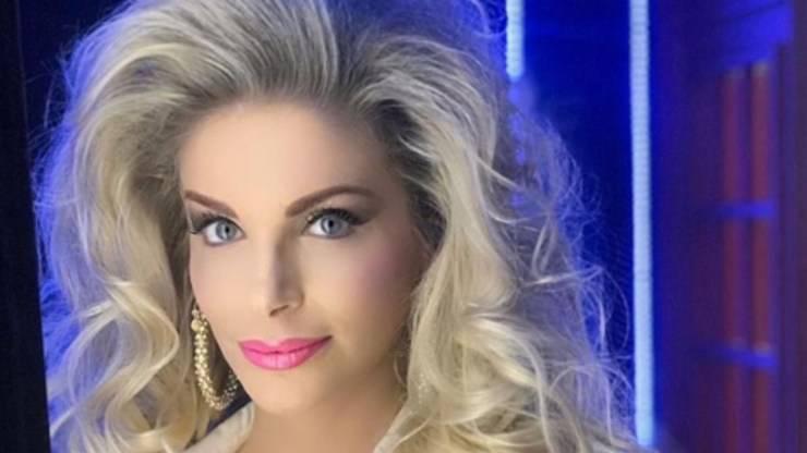 Francesca Cipriani - concorrente del GFVip