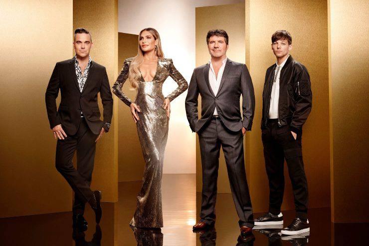 I giudici di X Factor