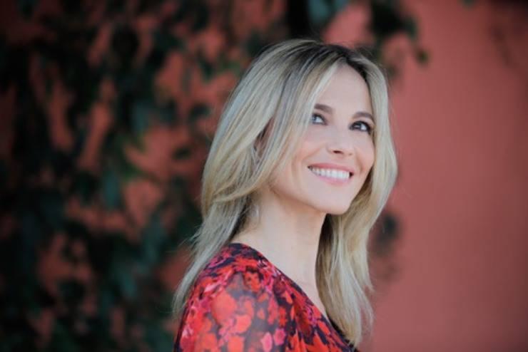 La conduttrice Francesca Fialdini