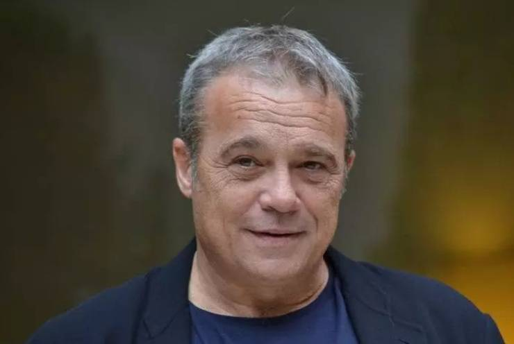 L'attore Claudio Amendola racconta della malattia della moglie