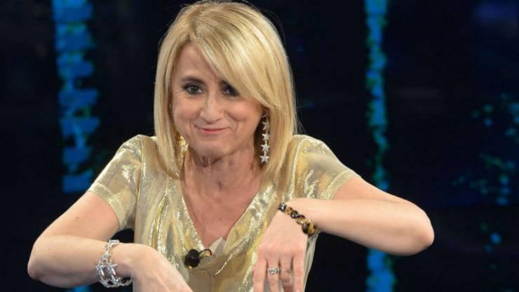 Luciana Littizzetto a Che Tempo che Fa