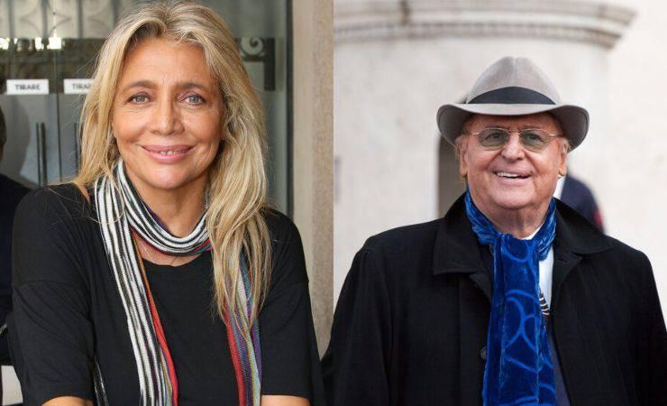 Mara Venier e Renzo Arbore (Getty, Vittorio Zunino Celotto, Elisabetta Villa)