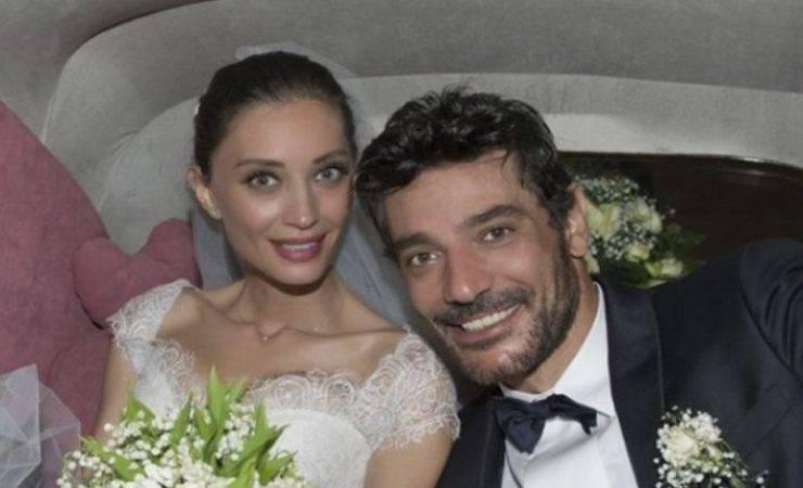 Margareth Madè e Giuseppe Zeno si sono sposati nel (MeteoWeek)