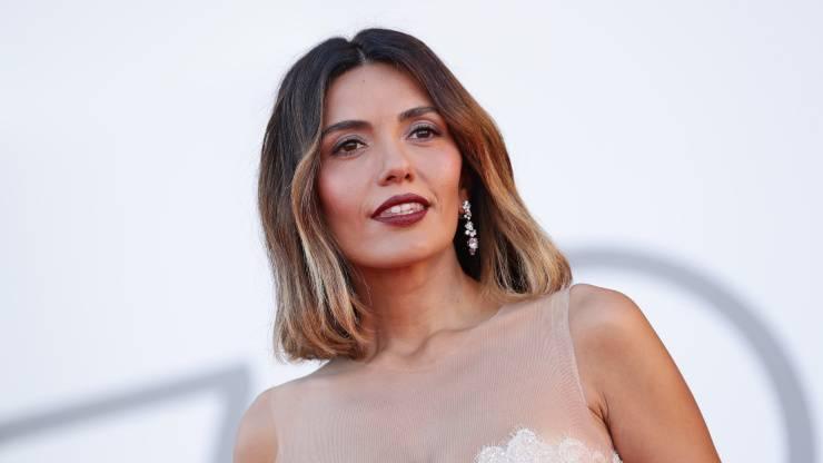 Serena Rossi al 78esimo Festival del Cinema di Venezia