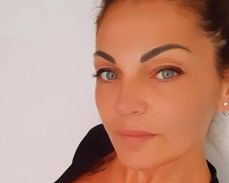 Silvia, la sorella Di Anna Tatangelo (Instagram)
