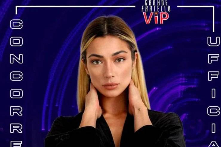 Soleil Sorge - concorrente del GFVip