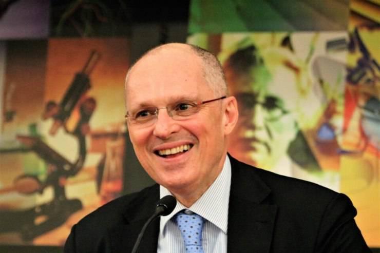 Walter Ricciardi oggi