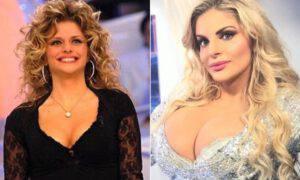 Francesca Cipriani prima dopo trasformazione