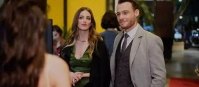 Love is in the air: Serkan non ricorda più nulla e si innamora di lei