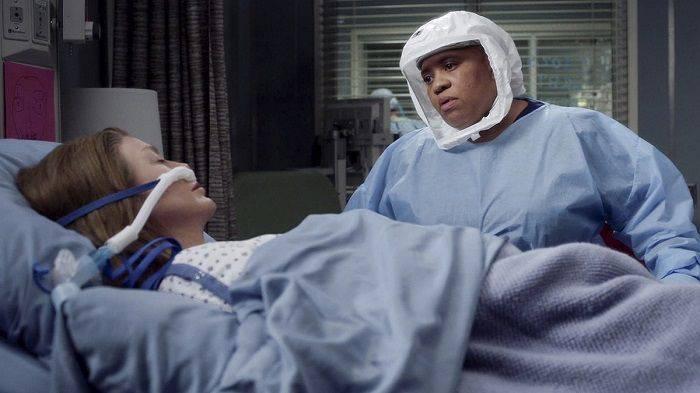Slittata la prima puntata di Grey's Anatomy 17