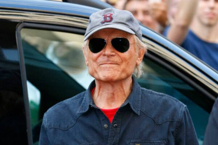Addio a Terence Hill in Don Matteo
