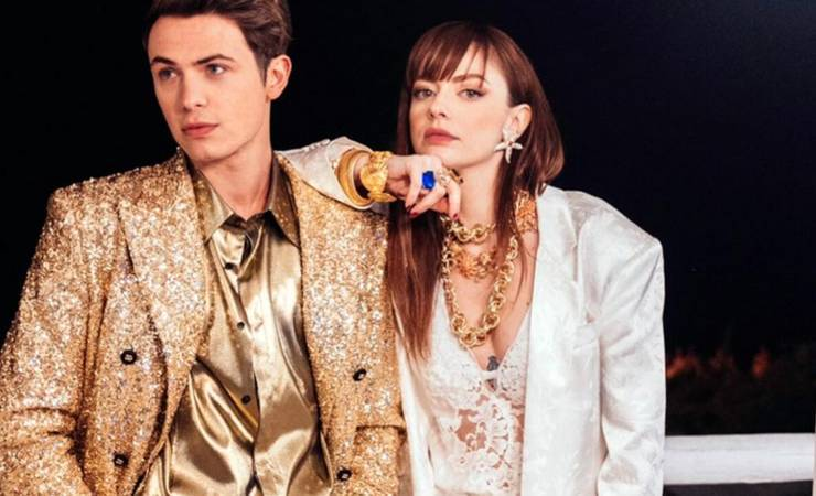 Annalisa e Federico Rossi (Instagram)