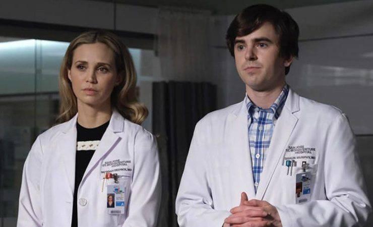 Arrivano importanti novità The Good Doctor (DANinSERIES)