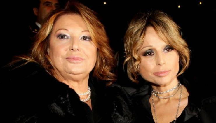 Carla Elvira insieme alla figlia