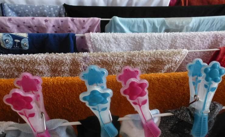 Ecco alcuni consigli per far asciugare i panni in casa (Pixabay)