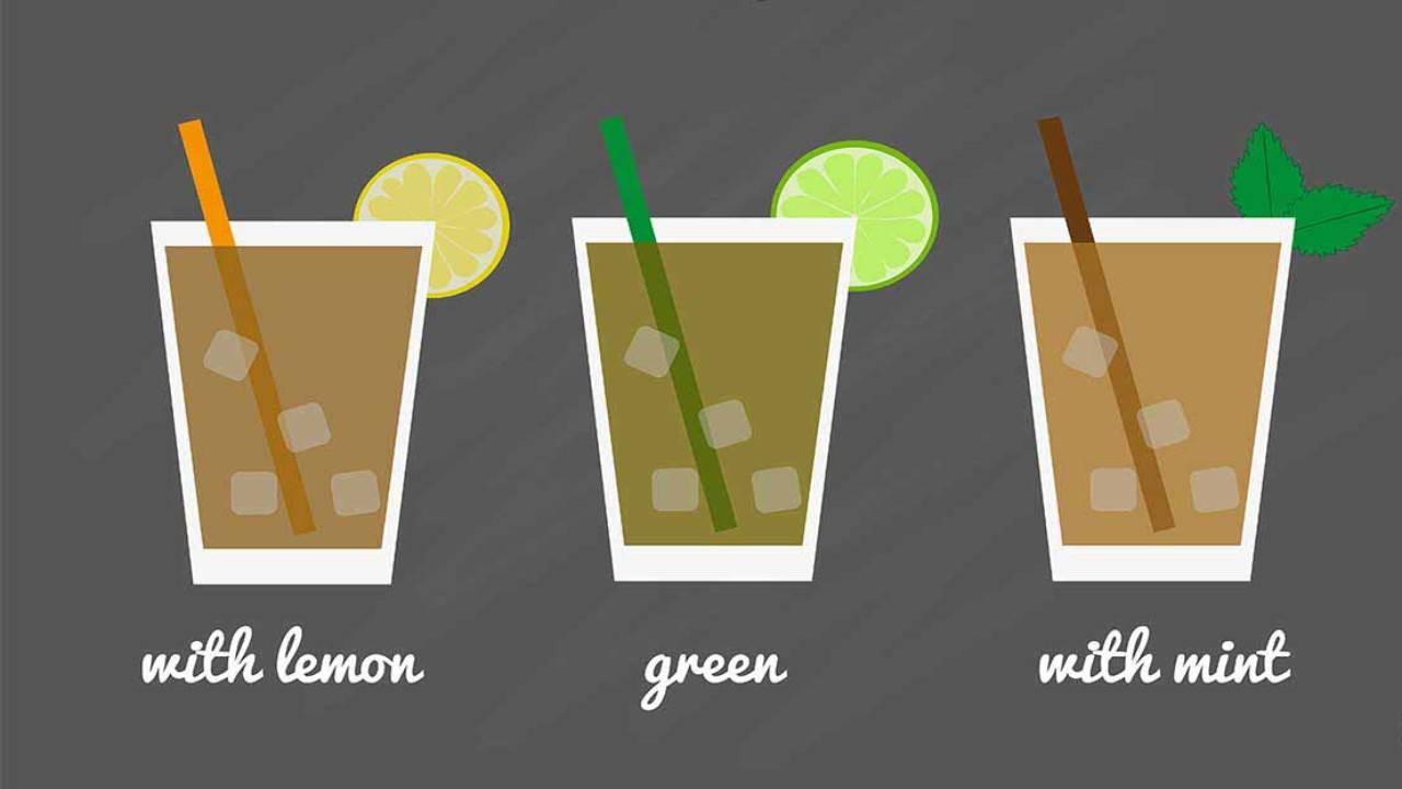 Test personalità: tè freddo, scegline uno. Ecco quanto sei anticonformista!