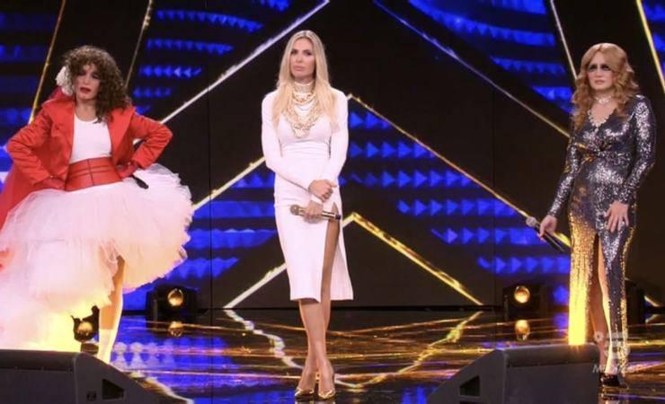 Ilary Blasi a Star in the star (lanostratv.it)