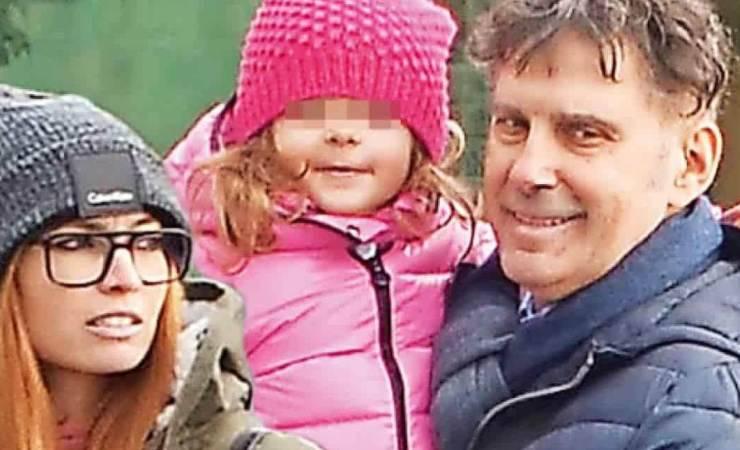 Fabrizio Frizzi: la figlia Stella è uguale a lui, eccola