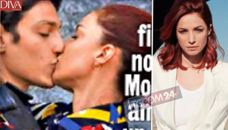 Luigi Bruno il nuovo fidanzato di Andrea Delogu