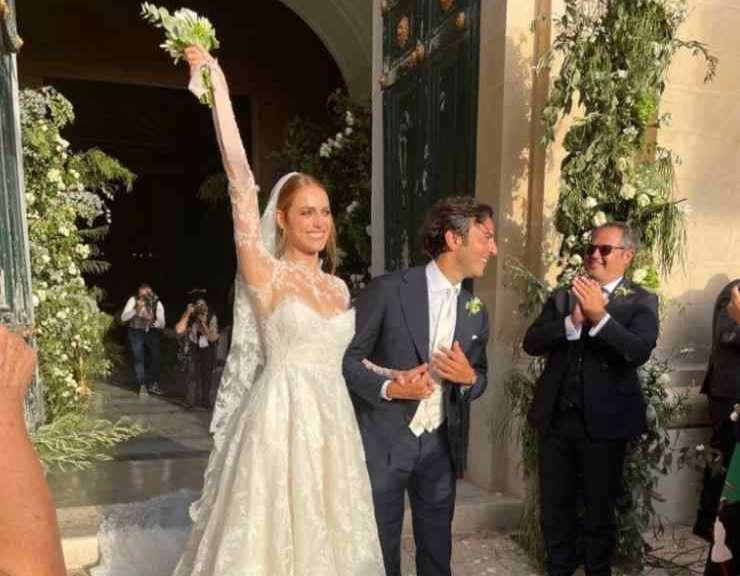 Miriam Leone felicemente sposata con Paolo Carullo (Instagram)