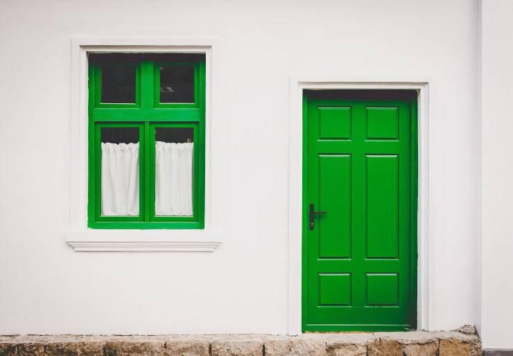 Porta verde (Pixabay)