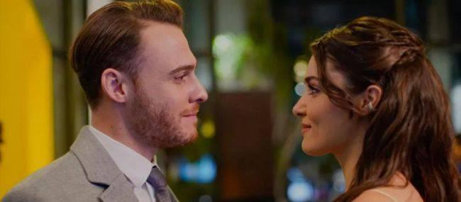 Love is in the air: Serkan esagera con lei che piange a dirotto