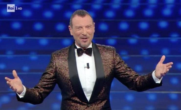 Sanremo 2022: il colpaccio di Amadeus stupisce tutti
