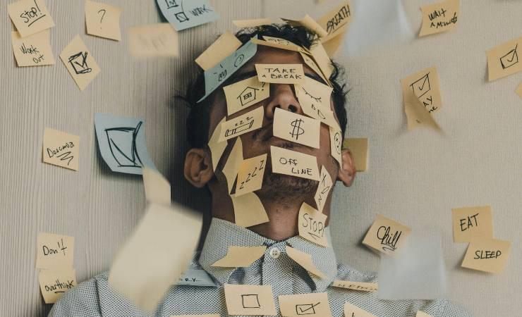 Se sei stressato cerca di staccare un pò e rilassarti (Unsplash)