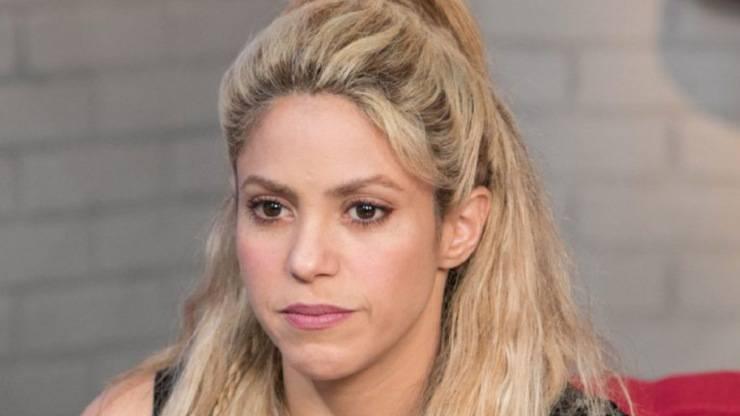 Shakira viene aggredita