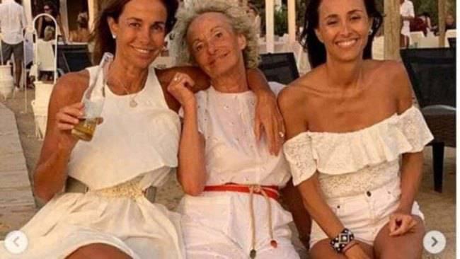 Benedetta e Cristina Parodi: Ecco la bellissima mamma Laura