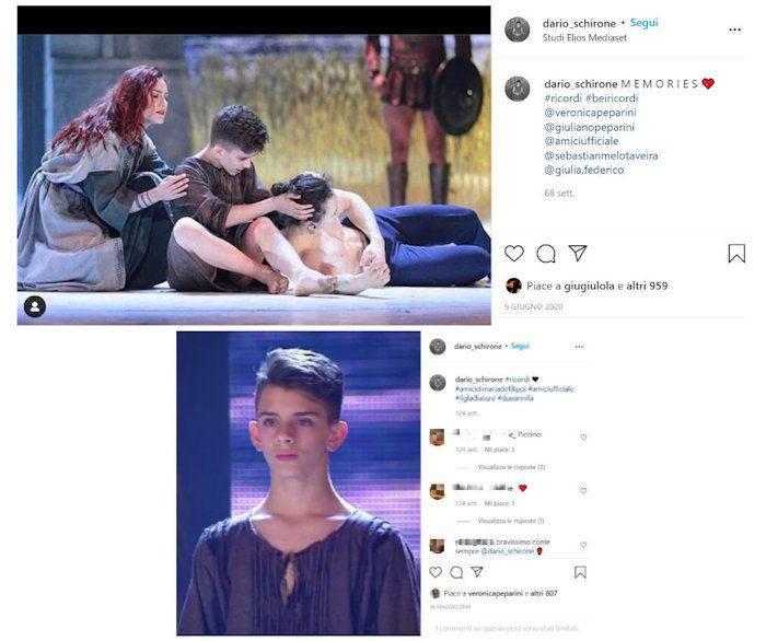 Amici: Dario il nuovo ballerino ha già lavorato con la Peparini! Web in rivolta