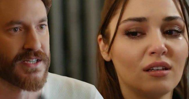 Love is in the air: Deniz è innamorato pazzo di lei da sempre!