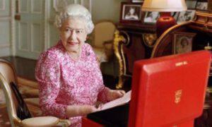 Regina Elisabetta oggetto separa mai