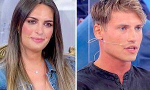 Uomini e Donne Ciprian Aftim nuovo corteggiatore Andrea Nicole