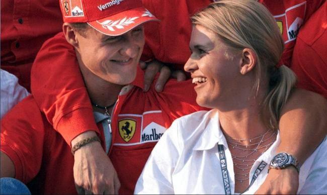 Michael Schumacher: la moglie rivela le sue ultime parole