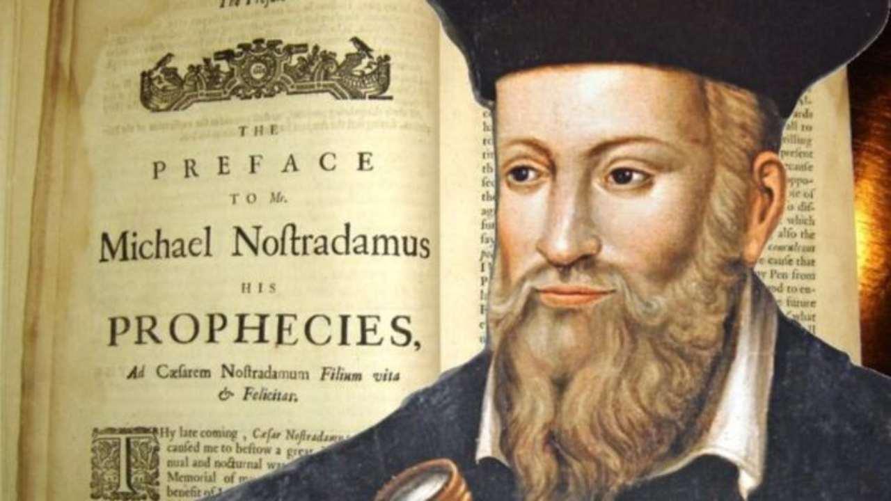 Nostradamus, le profezie per il 2022: lui morirà